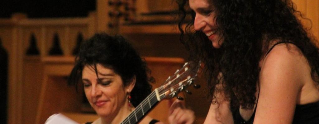 Voice & Guitar